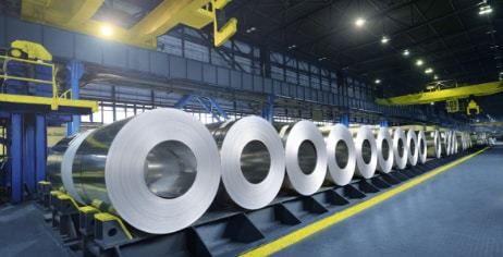 Steel for large-scale additive manufacturing (wire arc additive manufacturing or 3D printing)